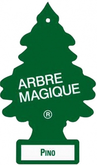 Arbre Magique Luchtverfrisser Wonderboom Pine Tree